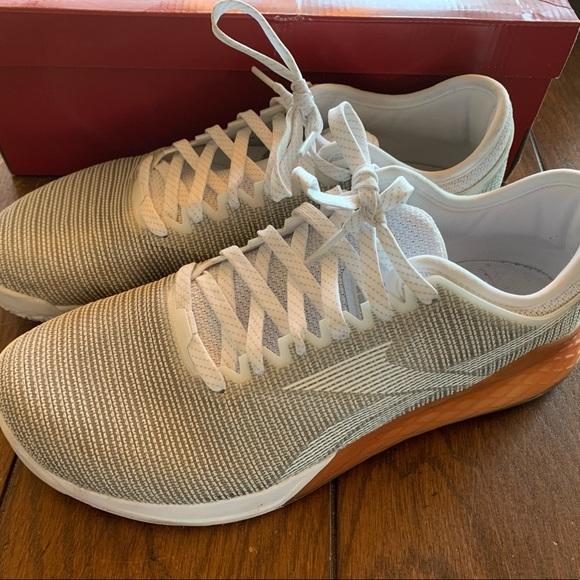 Reebok Shoes | Reebok Nano 9 Whitegum